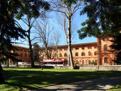 Palazzo Dossetti estivo